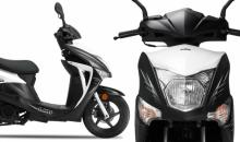 Power Max Scooter 125