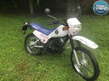 Yamaha DT175 Front